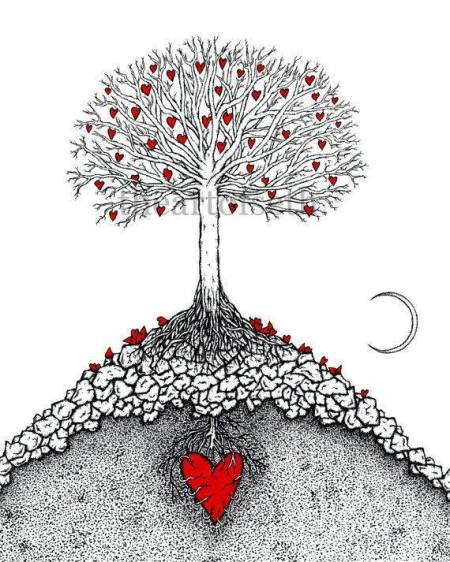 arvore_amor